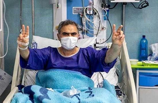 بهبود حال بیماران کرونایی در بیمارستان طالقانی آبادان تحت تاثیر یک داروی ضد ویروس