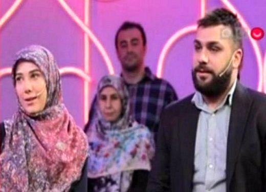 زوج جوانی که برای تلویزیون دردسرساز شده است/برنامه وقتشه: ما مسئولیتی در برابر اینستاگرام مهمانان نداریم