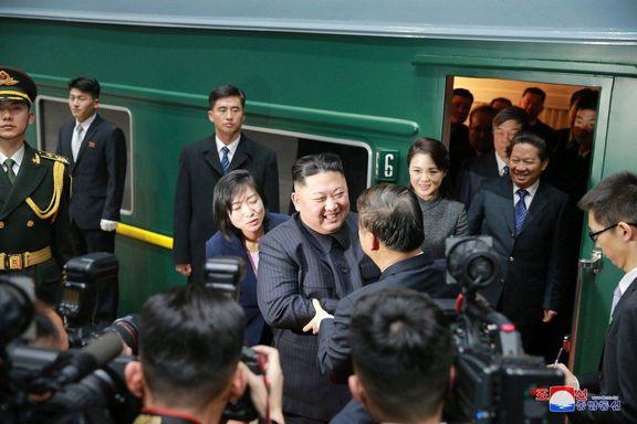 کیم جونگ اون به چین می رود