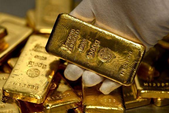 قیمت طلا به بالاترین سطح ۴.۵ ماهه رسید