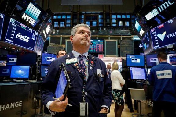 ریزش ۴۶۰ واحدی داوجونز زیر تاثیر رشد سود اوراق قرضه امریکا
