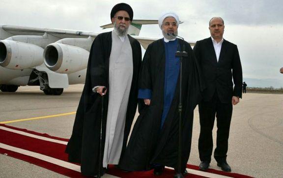 حسن روحانی از پرتاب ماهواره به فضا درروزهای آینده خبر داد + ویدئو