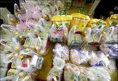 کمیته امداد بسته غذایی های ماه رمضان را برای مددجویان ارسال کرد
