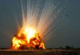 انفجار در یک مرکز تجاری در مسکو + فیلم