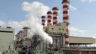 تولید برق نیروگاه گازی ری ۱۰ درصد افزایش یافت