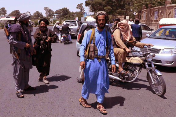 طالبان: تمام نقاط افغانستان تحت کنترل ما قرار گرفته است