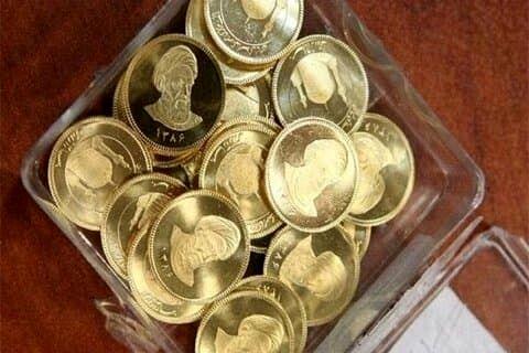 معاملات بازار سکه و طلا بدون تغییر نرخ به دلیل تعطیلی بازارهای جهانی