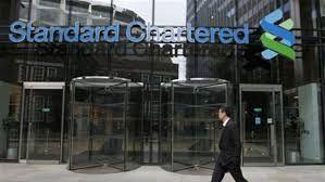 تمرکز سرمایه بانک استاندارد چارترد در دو کشور