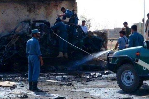 شش کشته و زخمی تلفات انفجار بمب در افغانستان