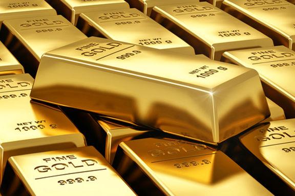 افت ادامهدار قیمت طلا در سومین هفته متوالی / طلا وارد کانال 1600 دلاری شد