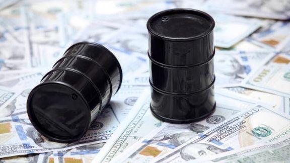 قیمت جهانی نفت به ۷۵ دلار و ۵۵ سنت رسید