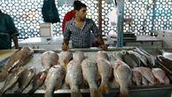 قیمت انواع ماهی دریایی و پرورشی+جدول