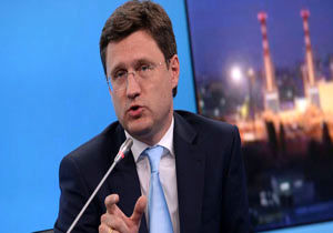 اظهارات وزیر انرژی روسیه درباره تحریم نفتی ایران