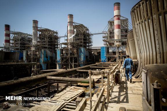 تولید برق در نیروگاه طرشت بیش از 30 درصد افزایش یافت