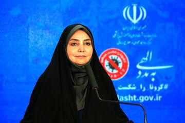 افزایش آمار مرگ و میر در ایران بر اثر کرونا