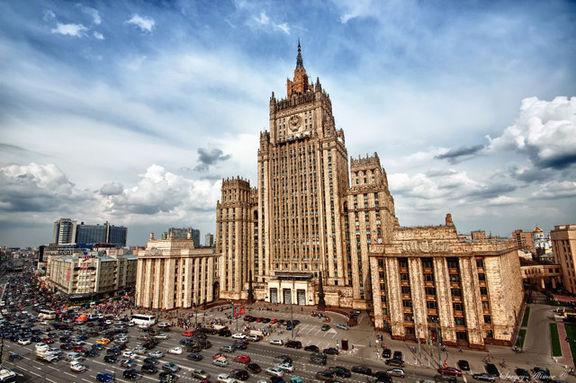 روسیه  دو دیپلمات آلمانی  را اخراج کرد