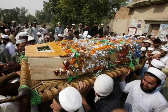 طالبان مسئولیت بمبگذاری در گردهمایی حزب «عوام ملی» برعهده گرفت