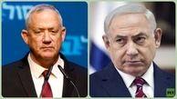 انتقاد نتانیاهو از بنی گانتس برای تشکیل کابینه با ائتلاف مشترک احزاب عرب