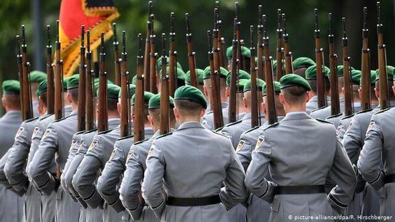 ارتش آلمان هم برای قابله با کرونا به میدان وارد شد