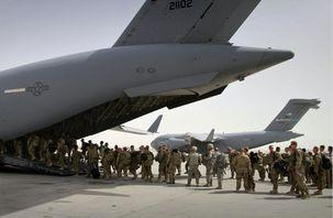 انتقال تعدادی از نظامیان آمریکایی، فرانسوی و انگلیسی از سوریه به عراق