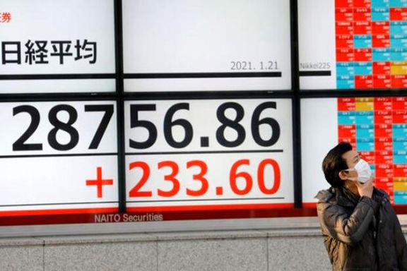 درپی سقوط والاستریت، سهام آسیا اقیانوسیه هم ریزش کرد