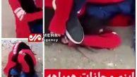 دست به دست شدن فیلمی در فضای مجازی و کتک زدن یک دختر جوان توسط دو پسر  در سیرجان / عوامل بازداشت شدند