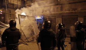 درگیری خونین هواداران مورالس با مخالفان