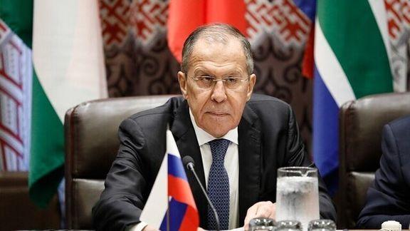 وزیر خارجه روسیه به بغداد سفر کرد