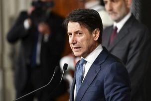 نخست وزیر ایتالیا استعفا داد