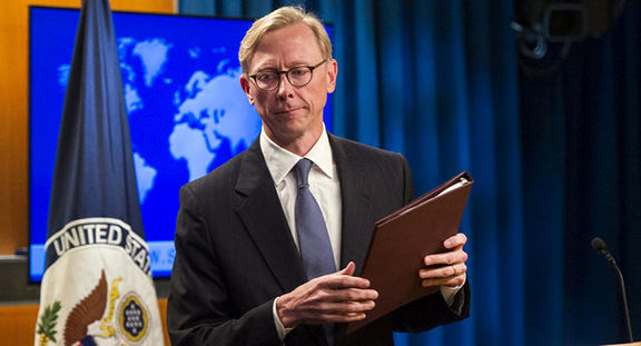 برایان هوک: تحریمهای آمریکا ده میلیارد دلار از درآمد نفتی ایران کاهش دادهاند