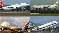 پروازهای عبوری روند صعودی را حفظ کرد/ رشد ۳۰ درصدی در یک سال