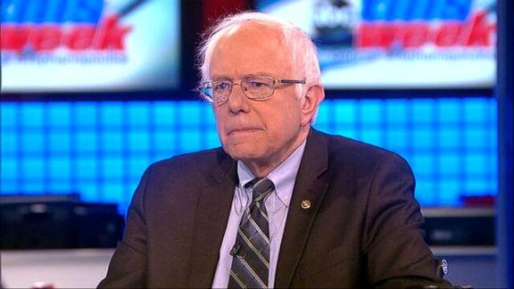 سندرز از تغییرات کمپین انتخاباتی خود خبر داد