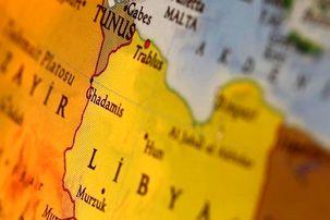 سفارت آمریکا در طرابلس آتش گرفت