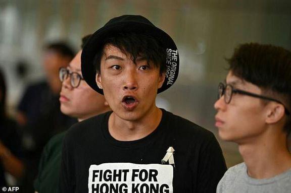 ضرب و شتم یکی از رهبران اعتراضات هنگکنگ با چکش