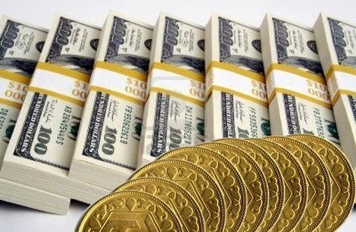آخرین قیمت سکه و ارز و طلا در بازار داخلی/ سقوط ارز مسافرتی