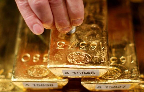 طلا از مرز 1700 دلار در هر اونس عبور کرد