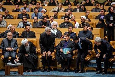 تصاویری از مراسم سومین سالگرد درگذشت آیت الله هاشمی رفسنجانی