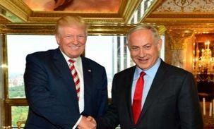 گفتگوی حضوری نتانیاهو و ترامپ بر سر تحولات خاورمیانه در واشنگتن