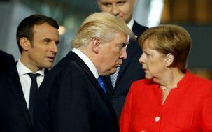 باز هم افزایش تب جنگ تجاری در جهان / ترامپ اروپا به تعرفه واردات تمامی خودروها تهدید کرد