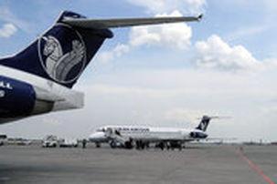 فرود اضطراری هواپیمای ایران ایرتور تهران به قشم بر اثر نقص فنی