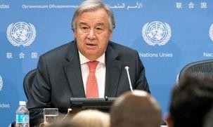 دبیرکل سازمان ملل خواهان آتشبس فوری در ادلب شد