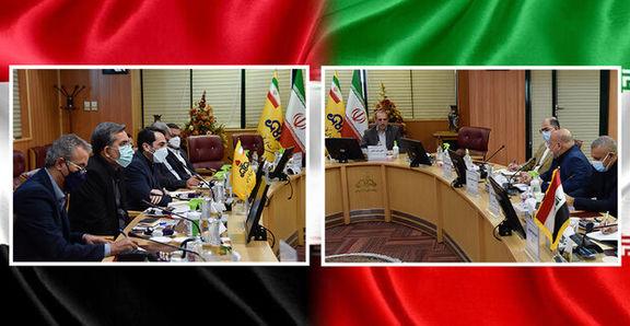 ایران برای تمدید قرارداد صادرات گاز به عراق آماده است