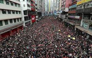 شرایط شهروند شدن انگلیس برای 3 میلیون هنگ کنگی مهیا شده است