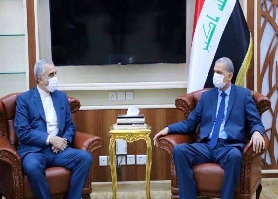 ایران و عراق تبادل تجارب امنیتی دوطرفه را بررسی میکنند