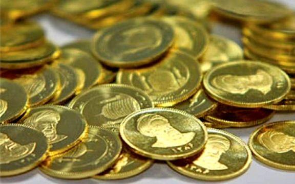 قیمت سکه به ۱۰ میلیون و ۶۴۰ هزار تومان رسید