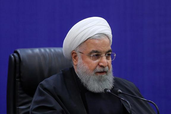 روحانی: آمریکا می خواهد  نفت منطقه را به تاراج ببرد