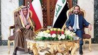رؤسای پارلمان کویت و عراق  گفتگو کردند