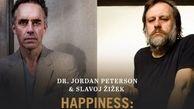 مناظره ژیژک و پیترسون در تورنتو + فیلم