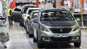 کارخانههای خودروسازان بزرگ در اروپا تعطیل شد