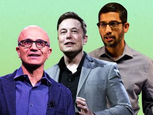 برترین مدیران عرصه تکنولوژی در سال ۲۰۱۸ مشخص شدند